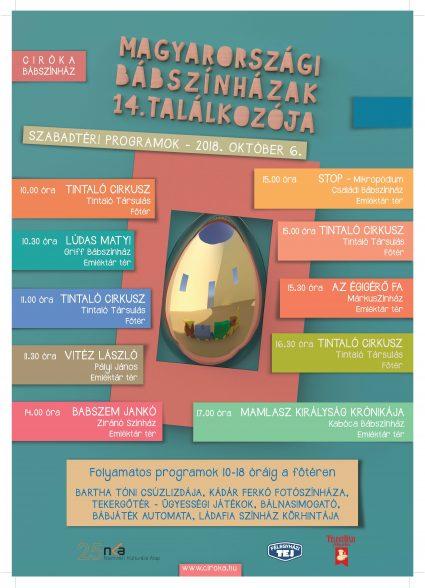 Magyarországi Bábszínházak 14. Találkozója